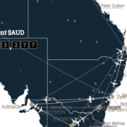 Poli Flight: Tracking Jet-Setting Politicians