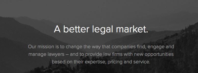 lawcadia - legal procurement market